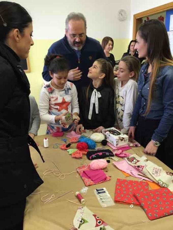 """A Valle Martella, l'Istituto Comprensivo Rita Levi Montalcini si trasforma in un """"expo dei mestieri"""""""