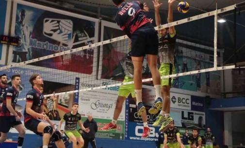 Marino pallavolo  –  Serie Bm: I Bulls vincono a Sassari