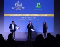 """Presentato a Cinecitta' World il progetto """"Alternanza Scuola-Lavoro"""""""