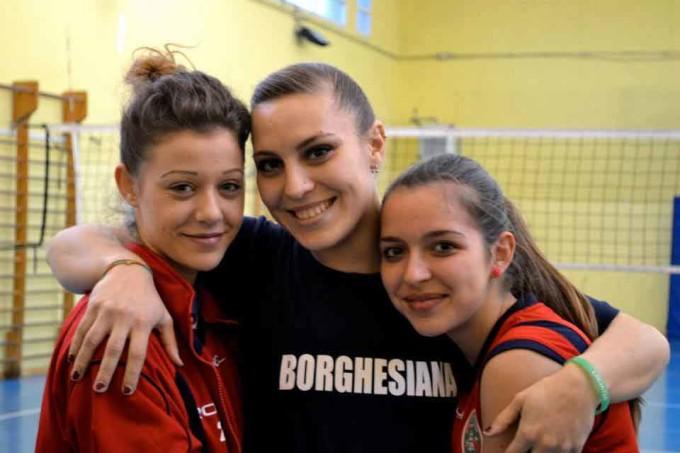 Polisportiva Borghesiana volley, l'Under 18: «Brutto k.o. col Sales»