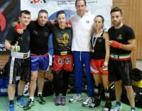 Kick Boxing- Campionato interregionale di Kick Boxing Wtka- Wka