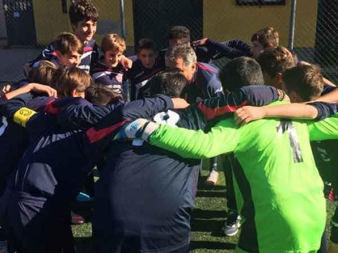 Monteporzio calcio: «Questo gruppo è già quasi pronto per l'agonistica»