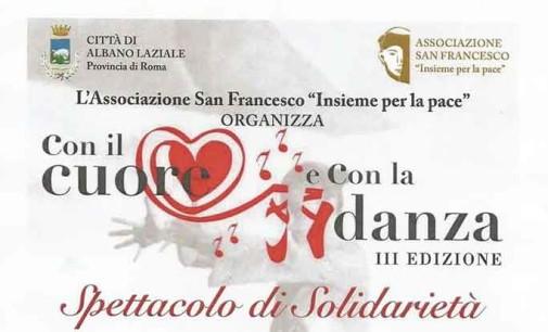 """Albano, Alba Radians gremito per """"Con il cuore e con la danza"""""""