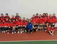 Polisportiva Borghesiana volley, Montaldi: «Orgogliosi della crescita delle nostre giovanili»