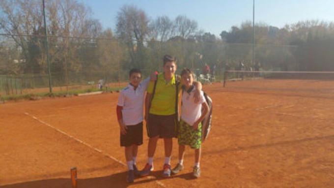 Tc New Country Club (tennis): l'Under 12 vince la Coppa Gabbiani, l'Under 16-18 seconda