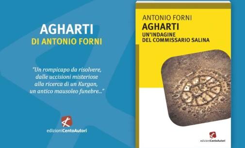 """""""Agharti"""", di Antonio Forni"""