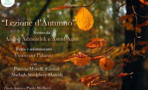 Lezione d'autunno