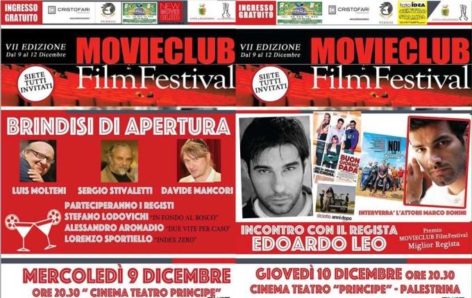 Movieclub Film Festival a Palestrina