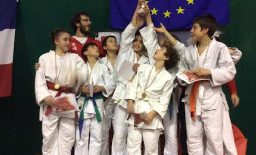 "Asd Judo Energon Esco Frascati, la squadra Ragazzi terza al ""Christmas Judo"" di Pomezia"