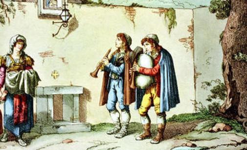La tradizione della zampogna a Roma
