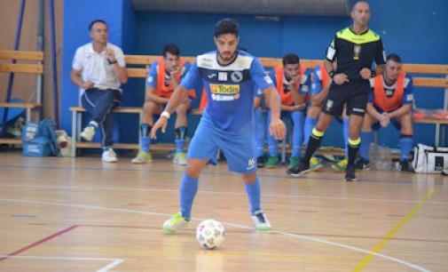 Lido di Ostia Futsal (serie B), Fred: «Iniziano i dieci giorni più importanti della stagione»