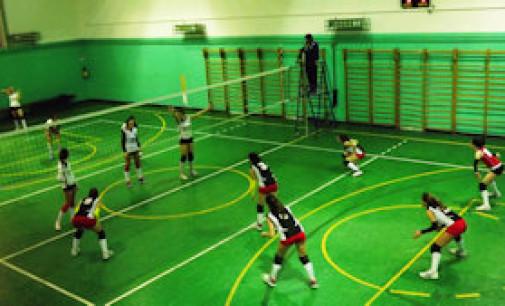 Pallavolo- campionato provinciale prima divisione Femminile