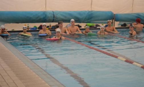 Tc New Country Club (nuoto), buoni riscontri nella prima prova regionale invernale maschile