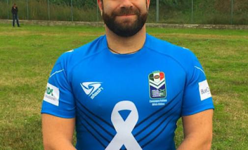 Lega Irfl (rugby XIII), per Imbalzano la prima in Nazionale a 30 anni: «Ora spero di rimanerci»