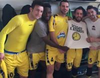 """Vis Artena calcio (Ecc), a Itri la """"rinascita"""" di Roberto Romagnoli: «Scusate il ritardo»"""