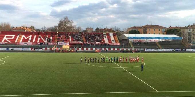 Varutti apre, Daffara risponde: la Lupa Roma non va oltre l'1-1 in casa del Rimini
