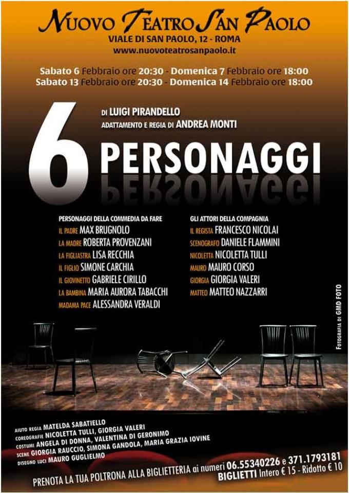 6 Personaggi