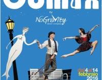 C O M I X   No Gravity Dance Company   dal 4 al 14 febbraio 2016