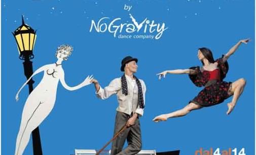 C O M I X | No Gravity Dance Company | dal 4 al 14 febbraio 2016
