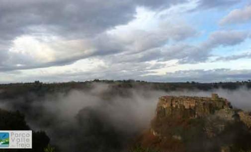 Lode alla nebbia. Il mistero fiabesco di Calcata