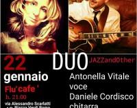 """Jazz & Dintorni""al Flu Cafè Jazz Bistrò"