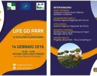 Parco regionale dei Castelli Romani – Seconda conferenza di progetto Life Go Park