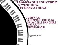 Zagarolo – Concerto conclusivo del primo master di Palazzo Rospigliosi