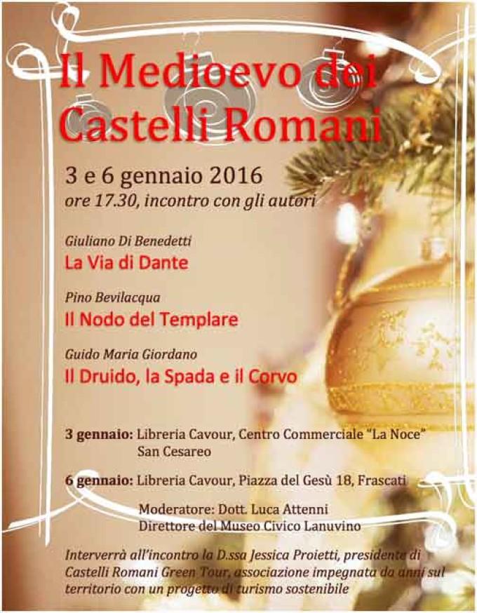 il Medioevo dei Castelli Romani