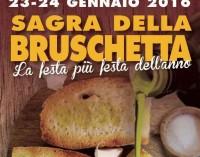 Casaprota (RI) – Bruschetta protagonista il 23-24 gen