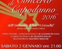 Gran Concerto di Capodanno al Teatro Caesar di San Vito Romano