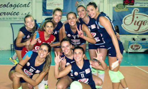 Giò Volley Aprilia – Sigel Marsala: squadre a confronto