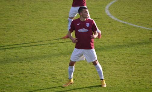 Albalonga calcio (serie D), prima gioia per Di Nezza: «Dedicata a Flavio Gagliardini»