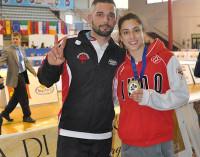 Asd Judo Energon Esco Frascati: Favorini, Farina e Zibellini allo stage in Piemonte