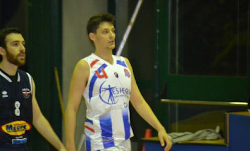 Basket Frascati (C masch), Manzotti: «Ok col Vigna Pia, ora proviamo a battere le Stelle Marine»