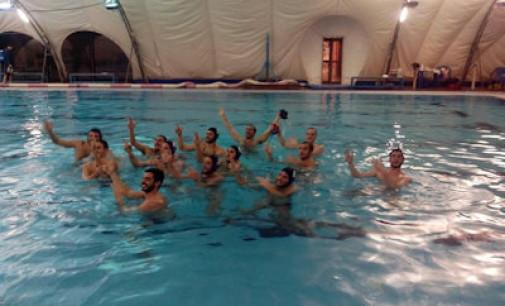 3T Frascati Sporting Village (pallanuoto), la D maschile comincia con una larga vittoria