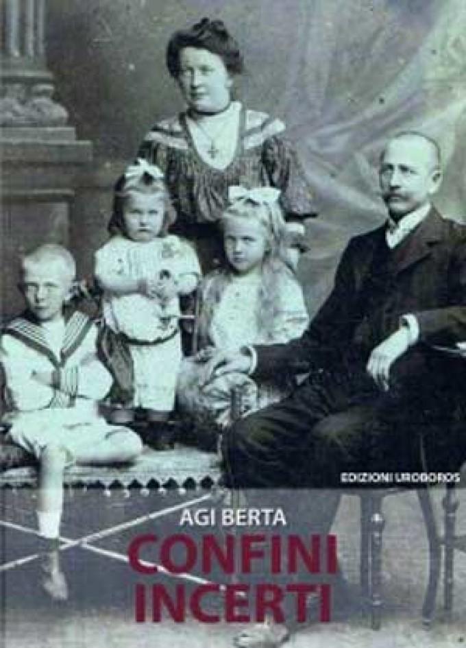 """""""Confini incerti"""", di Agi Berta"""