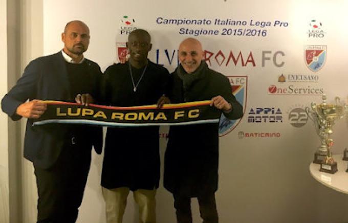 Lega Pro, due colpi in entrata per la Lupa Roma: ufficiali gli innesti di Fofana dal Virtus Lanciano e di Zappacosta dal Martina Franca