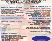 Ad Albano, Cecchina e Pavona, la maratona del Carnevale 2016