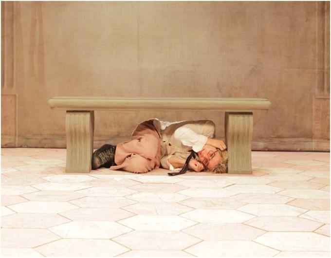 Teatro Vascello Roma – Porcile
