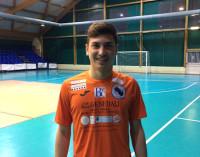 Lido di Ostia Futsal (serie B), la prima volta di Fusco: «La convocazione? Bella soddisfazione»
