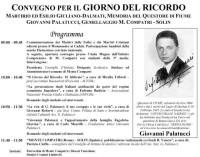 Convegno per il Giorno del Ricordo martirio ed esilio giuliano-dalmati
