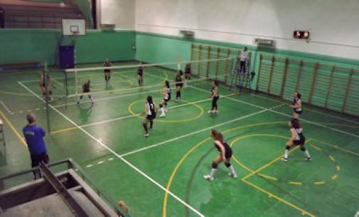 Pallavolo- Campionato provinciale Terza divisione femminile 3 giornata