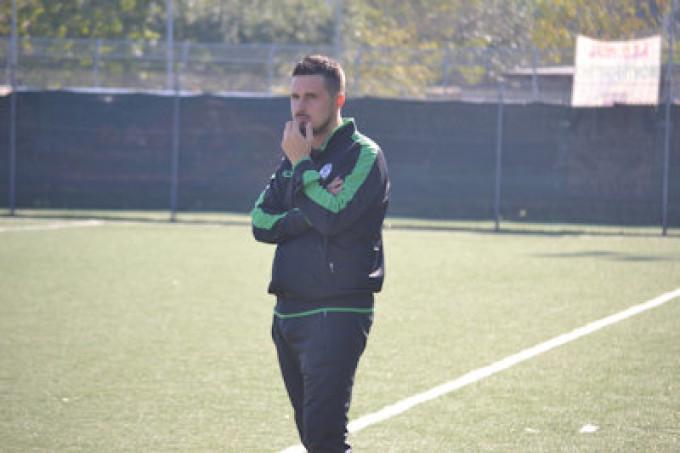 Vis Artena calcio (Ecc), ora è ufficiale: Mirko Granieri torna sulla panchina della prima squadra