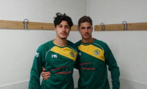 Racing Club calcio, che orgoglio: Baraldi e Priori nella Nazionale Dilettanti Under 18!