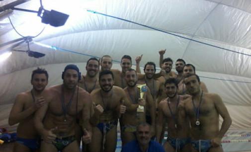 3T Frascati Sporting Village (pallanuoto), D'Antoni: «Promozione maschile, ottimo inizio»