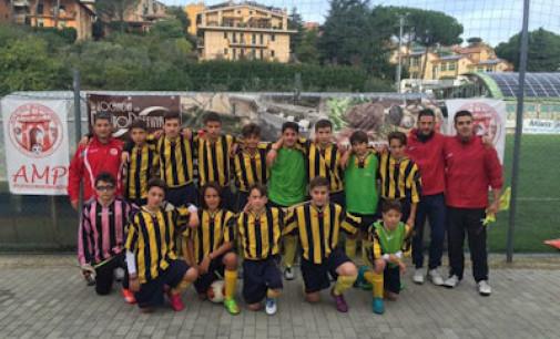 Atl. Monteporzio calcio (Giov. prov. B), Smacchia: «Squadra in crescita, vogliamo il terzo posto»
