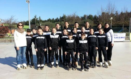 Skating Frascati, la Martines: «Il sogno del gruppo Solo Dance? Portare qualche atleta agli italiani»