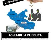 """Assemblea a Velletri contro la probabile scelta del """"bio"""" metano da parte della Giunta comunale"""