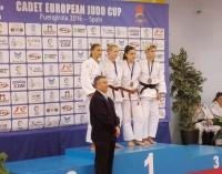 Asd Judo Energon Esco Frascati, Farina settima e Favorini terza (con polemiche) in Spagna