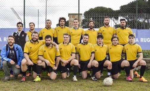 Lega Irfl (rugby XIII), gli Hammers Umbria trionfano a Roma nel concentramento di Coppa Italia